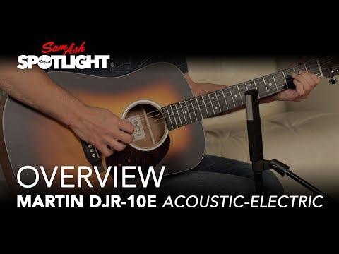 Martin DJR-10E | Everything You Need To Know feat. Corey Congilio