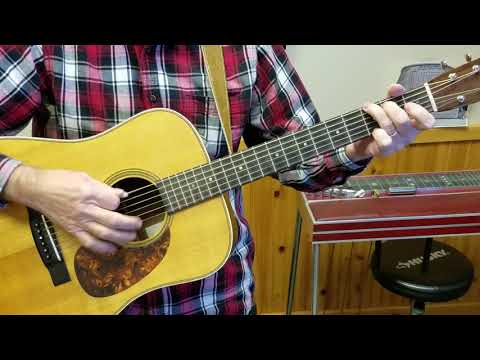 Rocky Top Chord Progression for Guitar