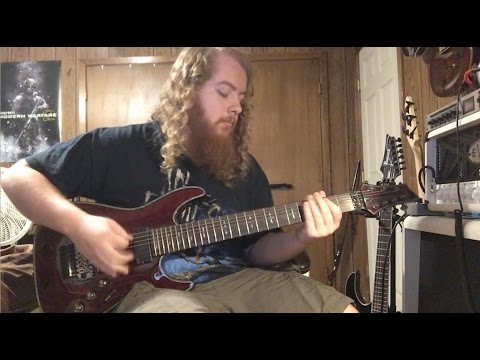 Devin Townsend Project - Failure (Cover by Jordan Guthrie)