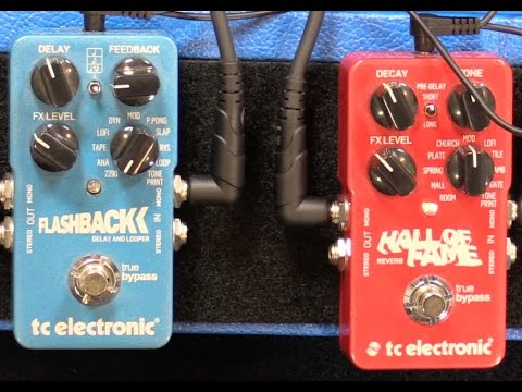 Pedal order: Reverb into Delay or Delay into Reverb?