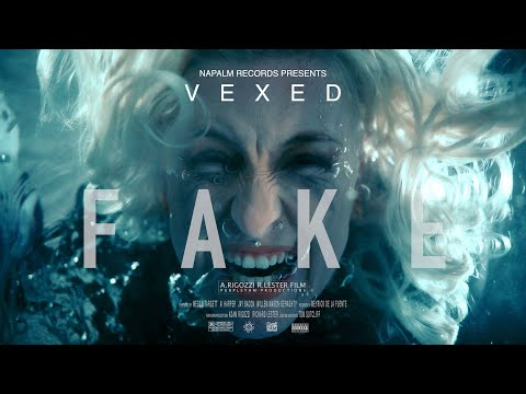 VEXED - Fake (Official Video) | Napalm Records