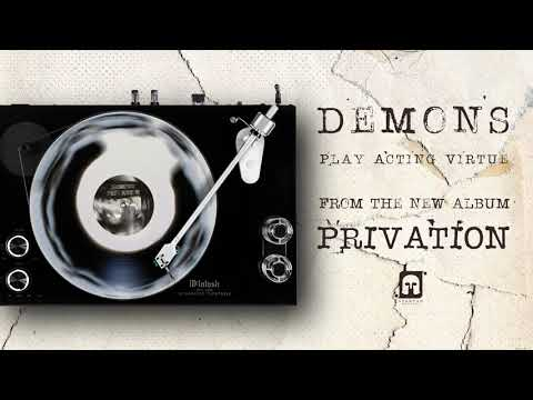 """Demons - """"Play Acting Virtue"""" (Official Audio) - Available Now"""