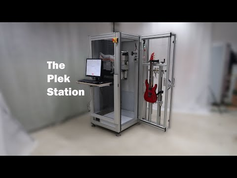 Introducing the Plek Station