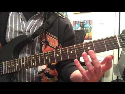 Weekend Wankshop 70: Metallica Blackened intro riff lesson