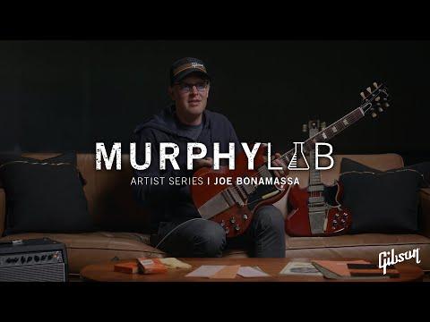 Murphy Lab Artist Series: Joe Bonamassa