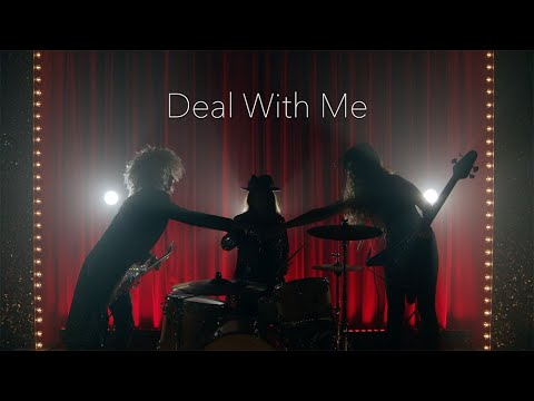 The Dead Deads - Deal With Me [Album Version] (Official Music Video)