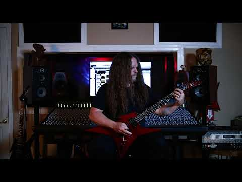 Cannibal Corpse - Condemnation Contagion (Erik Rutan guitar playthrough)