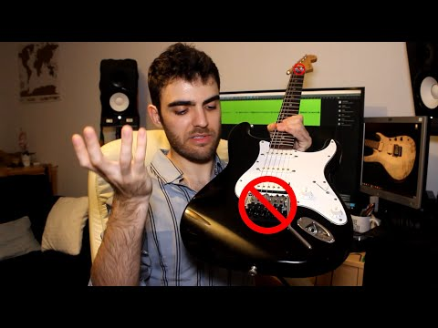 This is why I don't like the Floyd Rose