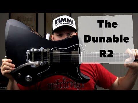 Doom Metal Guitars - Dunable R2