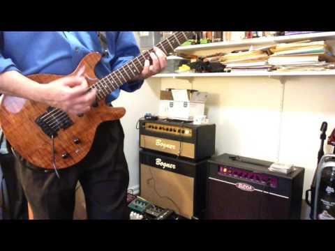 Hybrid gauges strings 9-46 tone test