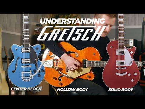 Understanding Gretsch Guitars   Buyers Guide