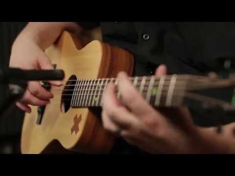 C.F. Martin Ed Sheeran X Signature Edition Guitar Demo