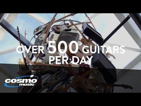 Inside the Fender Ensenada Factory in Mexico - Cosmo Music