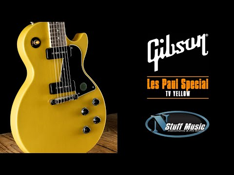 Gibson Les Paul Special - TV Yellow - In-Depth Demo!