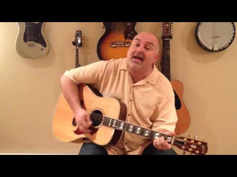 How to Play Lion Sleeps Tonight - Bill Joel version (cover) - Easy 3 Chord Tune