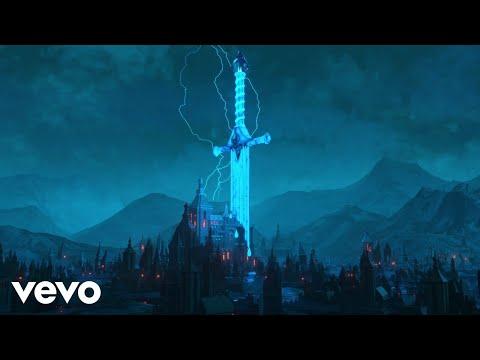 Atreyu - Warrior (Visualiser) ft. Travis Barker