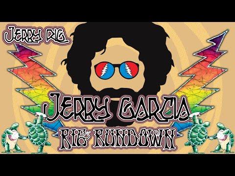 My Jerry Garcia Rig Rundown | Jerry Rig