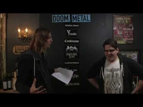 DOOM METAL Essential bands debate with John Semley | LOCK HORNS (live stream archive)