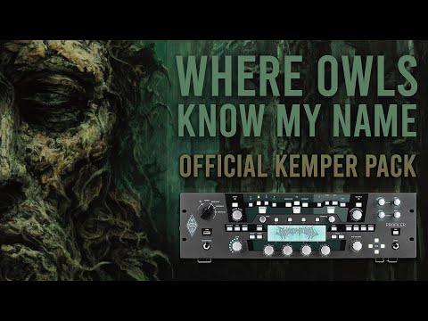 Where Owls Know My Name Tone Pack for Kemper
