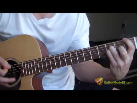 Johnny Cash - Boy Named Sue - Guitar Lesson (SUPER EASY!)