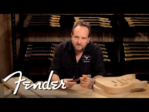 Tone Wood Philosophy | Fender Custom Shop | Fender