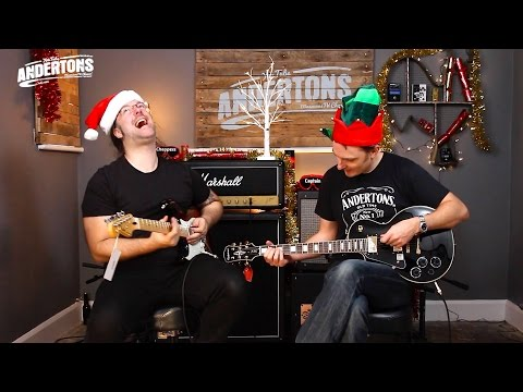 The Left Handed Right Handed Guitar Challenge!!