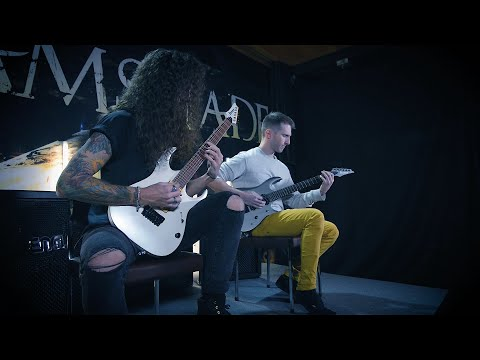 Dreamshade - Lightbringers (Guitar Playthrough)