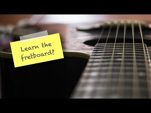 Do I really need to learn all the notes on the fretboard?