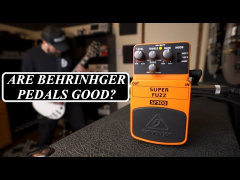 Are Behringer Pedals Any Good?