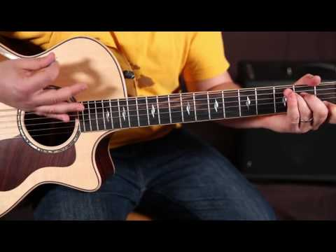 How to Play Bon Jovi - I'll Be There For You - Chords, Rhythm Easy Guitar Songs