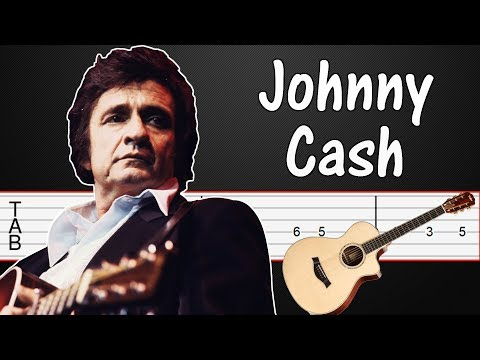 Cry, Cry, Cry - Johnny Cash Guitar Tabs, Guitar Tutorial, Guitar Lesson