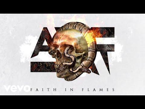 AVAT - Faith in Flames (Enhanced Visualizer Video)