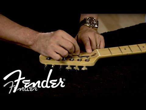How To | Truss Rod Adjustment | Fender