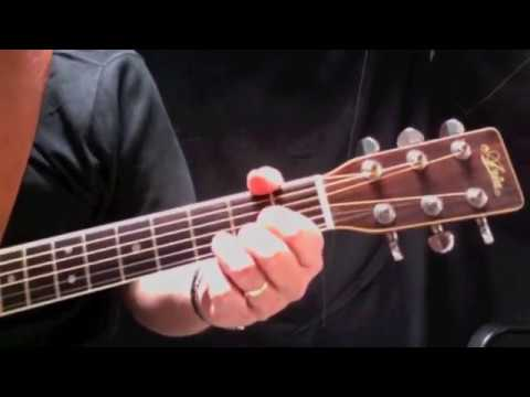 ACT NATURALLY - Guitar Lesson