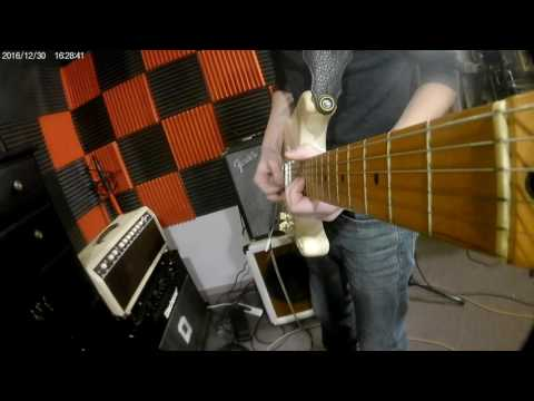 Plugging a Guitar Into a Bass Amp!