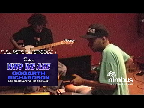 WATCH THIS | Rage Against The Machine - Killing In The Name - Garth Richardson Producer/Engineer