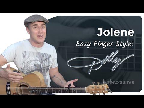Jolene Easy Guitar Lesson Dolly Parton
