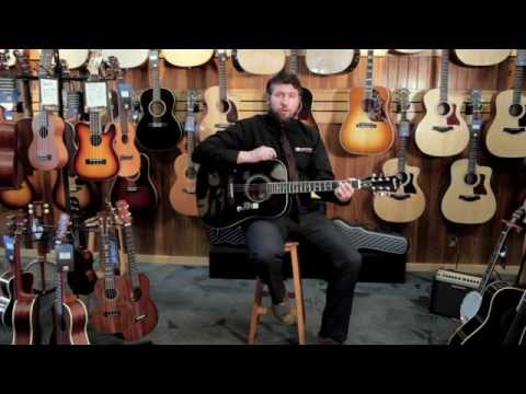 Epiphone DR100 Acoustic Guitar [Product Demonstration]