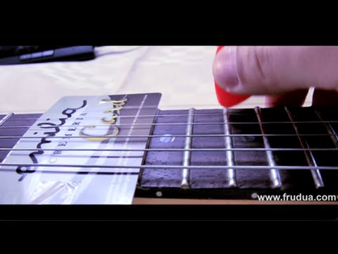 Setup the Action of your Guitar in 3 minutes   Strings height