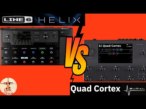 Neural DSP Quad Cortex vs Line 6 Helix: which one to buy?
