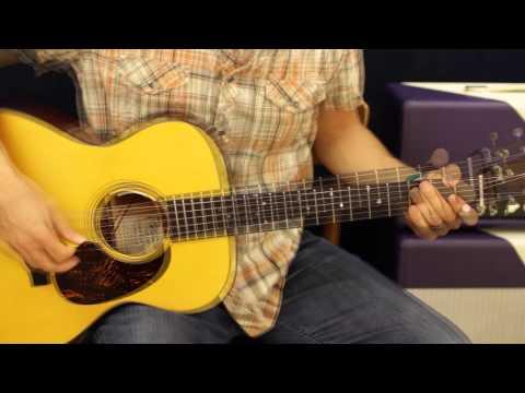 Carrie Underwood - Blown Away - Acoustic Guitar Lesson - Tutorial - Beginner
