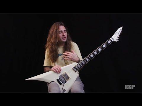 ESP Guitars: LTD Mike Schleibaum Signature Series MSV-1