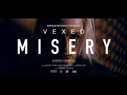 VEXED - Misery (Official Video) | Napalm Records
