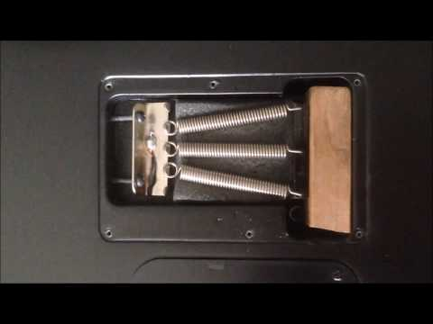 How to Hardtail a Floyd Rose at Home (Easy)