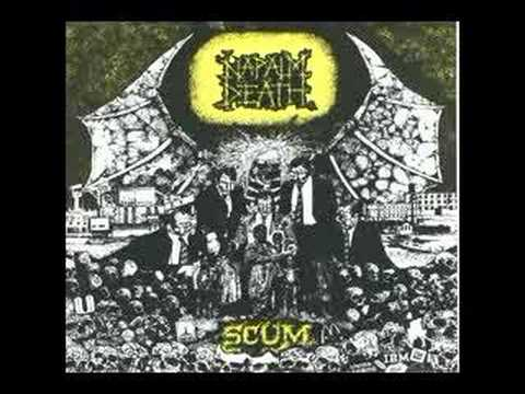 Napalm Death - You Suffer