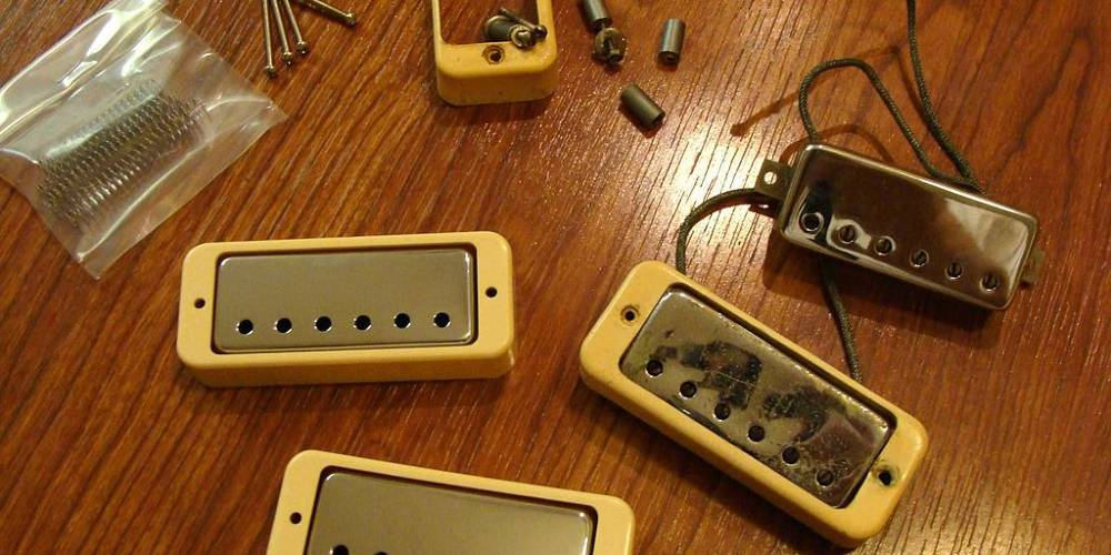 Les Paul Pickup Replacements