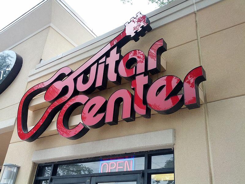 Guitar Center String Club