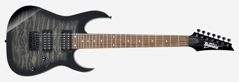 Ibanez Gio GRG7221QA 7 String Guitar