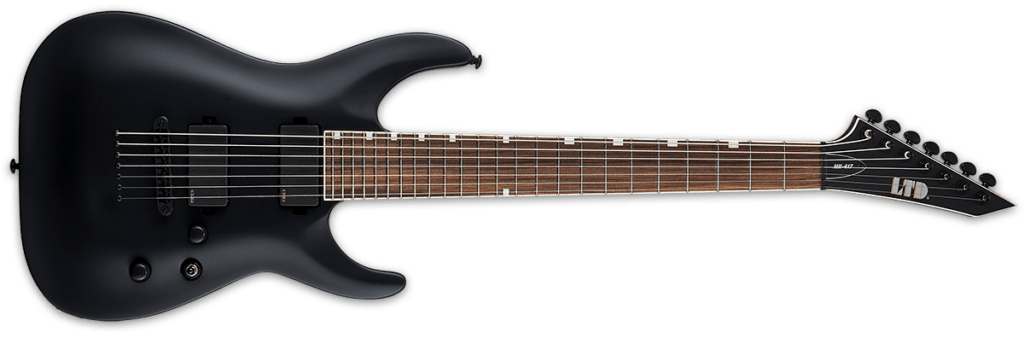 ESP LTD MH-417 7 String Guitar