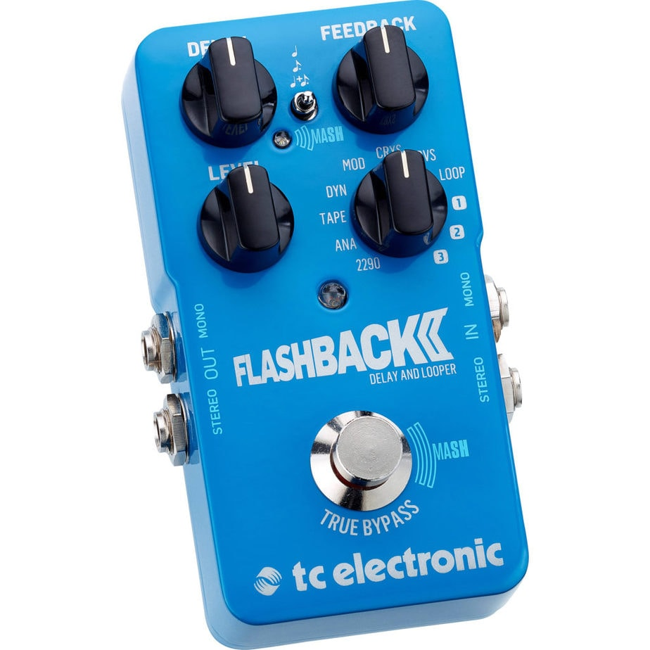 TC Electronic Flashback 2 - Best Delay Pedals